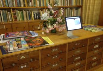 Publikāciju meklēšana un pārvaldība
